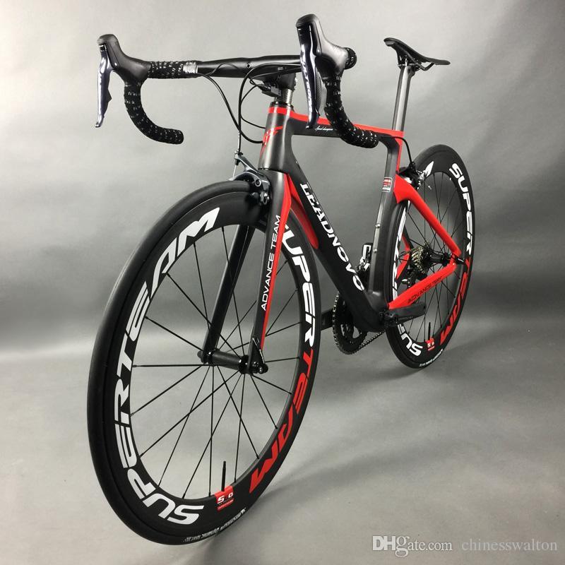 Complete-Full-Carbon-Fiber-Road-Bike-Racing
