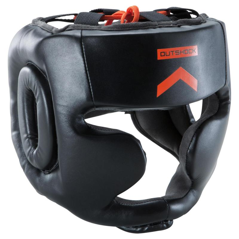 OUTSHOCK-500-ADULT-BOXING-FULL-FACE-TRAINING-HEAD-GUARD-BLACK