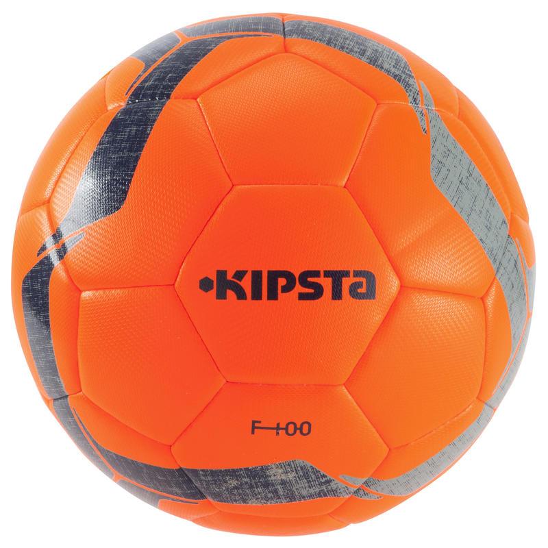 F100-hybrid-football-size-5-orange